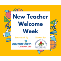 New Teacher Welcome Week 2020
