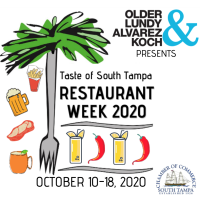 Taste of South Tampa Restaurant Week 2020