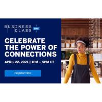 Business Class LIVE | Celebrate the Power of Connections, presented by AmEx