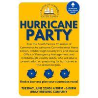 Hurricane Prep Party at 81Bay Brewing