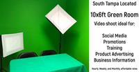 Green Room Space for Videorgraphers