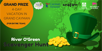 3rd Annual River O'Green Scavenger Hunt (Adult Edition)