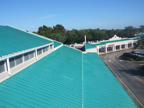 Berkshire Commons Roofs