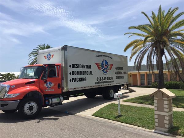 Jets Moving Company