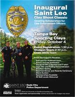 Inaugural Saint Leo Clay Shoot Classic