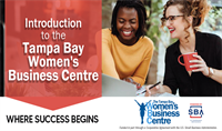 Introduction to the Tampa Bay Women's Business Centre