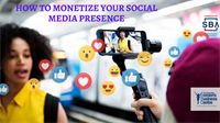 How to Monetize Your Social Media Presence