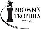 Brown's Trophies