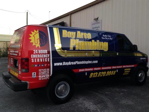 Company Van