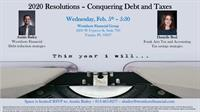 Resolutions 2020- Tackling Debt and Taxes