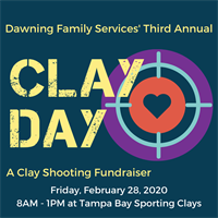 Third Annual Clay Day Benefiting Dawning Family Services