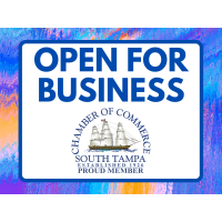 NEW: Download these #OpenForBusiness Signs to Use in your Business