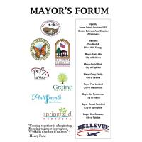 Mayor's Forum 2019