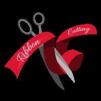 Ribbon Cutting at Something Different Decor