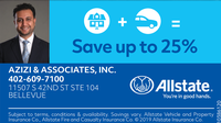 Azizi and Associates, Inc  Allstate Insurance