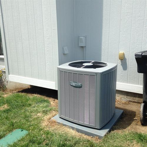 Armstrong AC Install