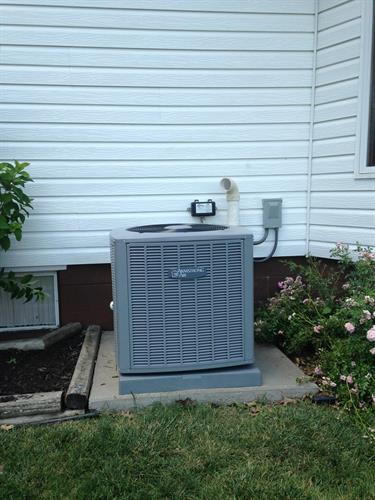 Armstong AC Install