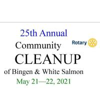 Community Cleanup 2021 of Bingen-White Salmon