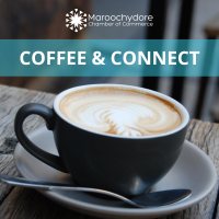 April Coffee + Connect
