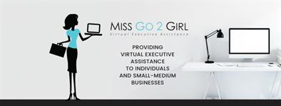 MISS GO 2 GIRL - Virtual Executive Assistance