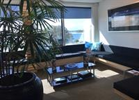 Our waiting room with views of the Maroochy River
