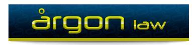 Argon law