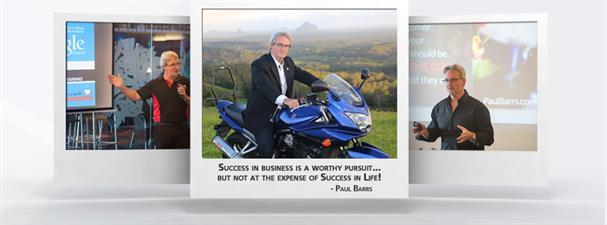 Paul Barrs Publishing Pty Ltd
