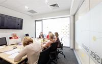 The Hive Yellow Box Boardroom