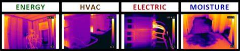 Infrared imaging for a thorough diagnosis