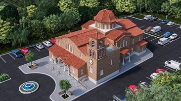 Saints Raphael, Nicholas & Irene Greek Orthodox Church