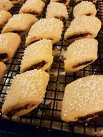 Cucidati (Italian fig cookies)