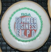 Logo Cookie - have your logo put on any of our baked goods