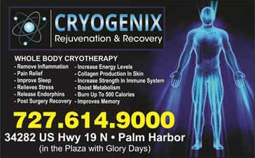Cryogenix Rejuvenation & Recovery