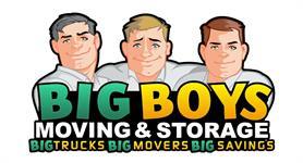 Big Boys Moving & Storage