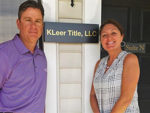 Managing Members of KLeer Title LLC.