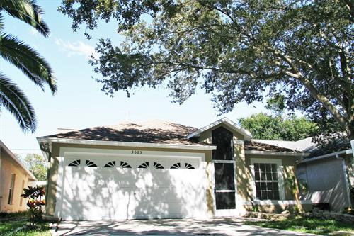 Sold house in Palm Harbor
