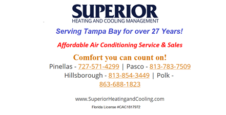 Superior Heating & Cooling Management INC