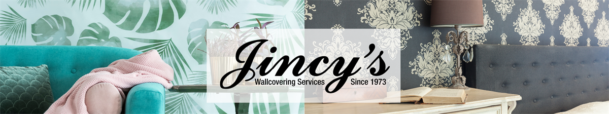 Jincy's Wallcovering Services