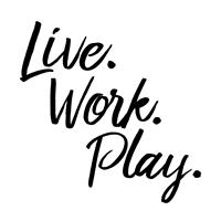 Live . Work . Play .