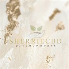 Sherrie CBD- Green Compass