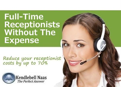 Your Virtual Receptionist