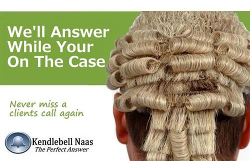 Telephone Answering For Solicitors and Barristers