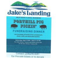 Jake's Landing Fundraising Dinner