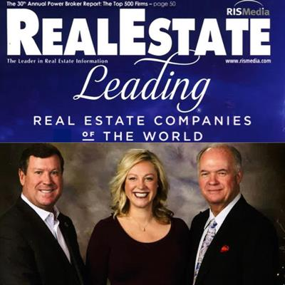 Coldwell Banker Schneidmiller made the Top 500 power brokerages in the world! Coming in at #359,