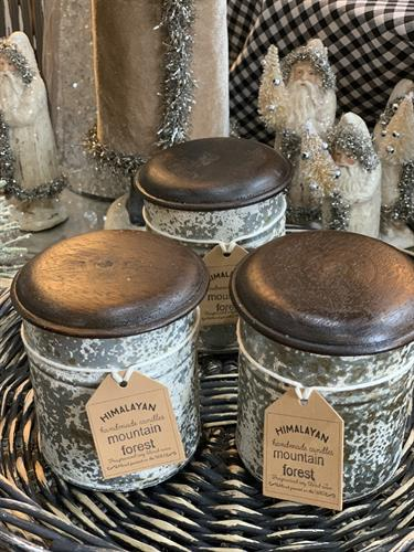 Organic candles made in the USA by Himalayan Candle Co.