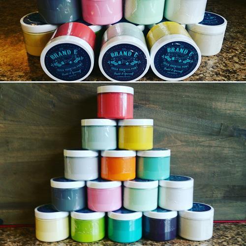 Brand-e Chalk Paint