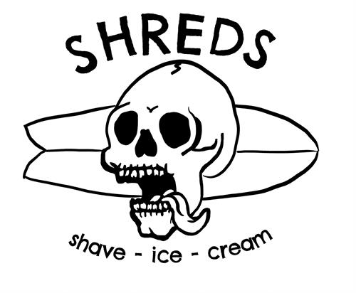 This is the Shreds Logo.