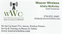 Weaver Wireless Consultants, LLC