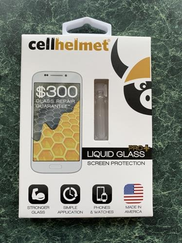 We Are The Local Authorized Distributor of Cellhelmet Accessory Line-Liquid Glass