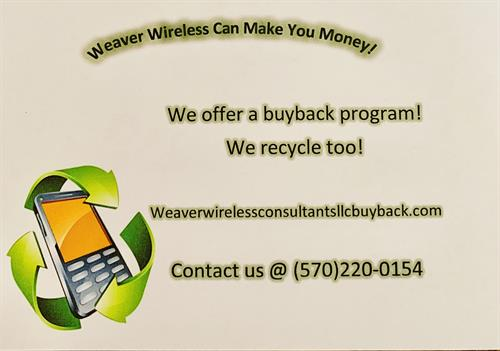 We Have A Buyback Program To Get You Money For Your Old Mobile Device